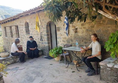 Spartanenreis_orthodoxe-priester