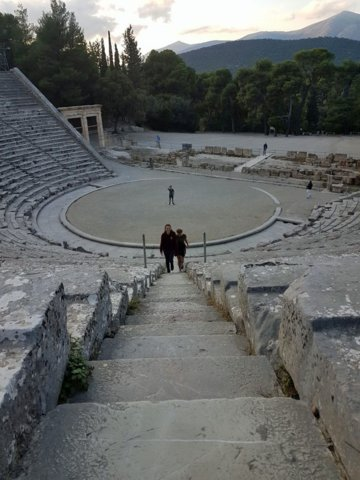 Spartanenreis_theater-van-Epidauros