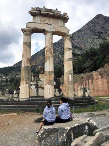 Delphi-Athena-Pronaia