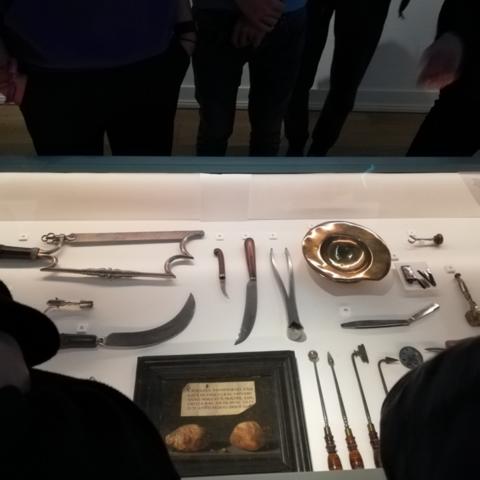 Boerhaave-gruwelinstrumenten